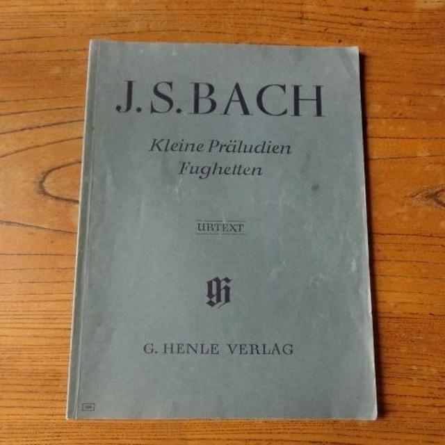 J.S.BACH / 楽譜