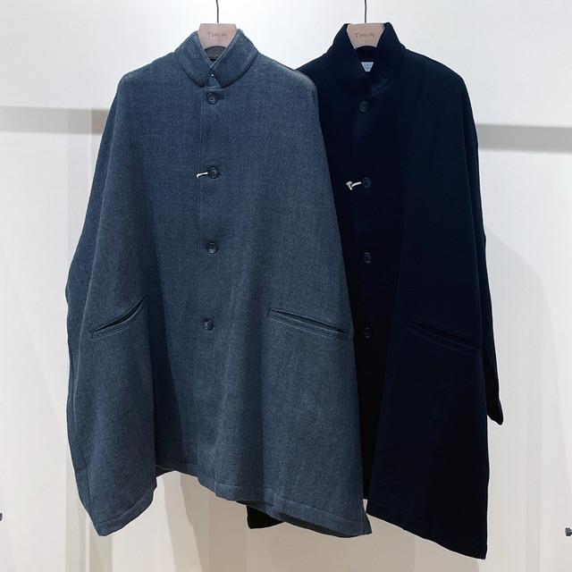 ウールマーケットジャケット