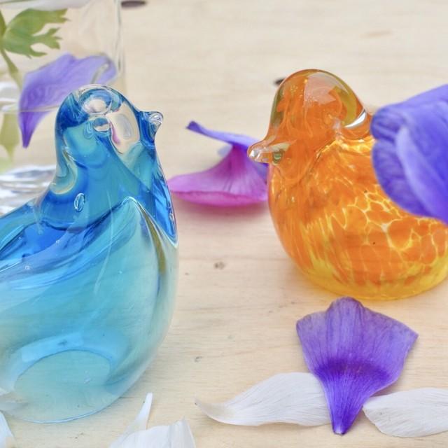ガラスの鳥