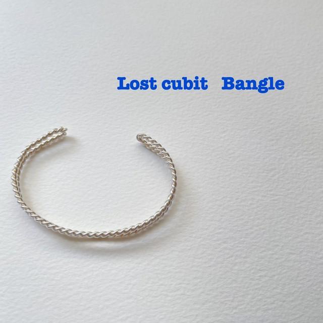 テンソルリング 177Mhz バングル silver filled