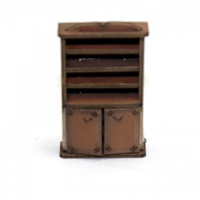 【予約発注】 Book Shelf Cupboard 28S-FAB-016L