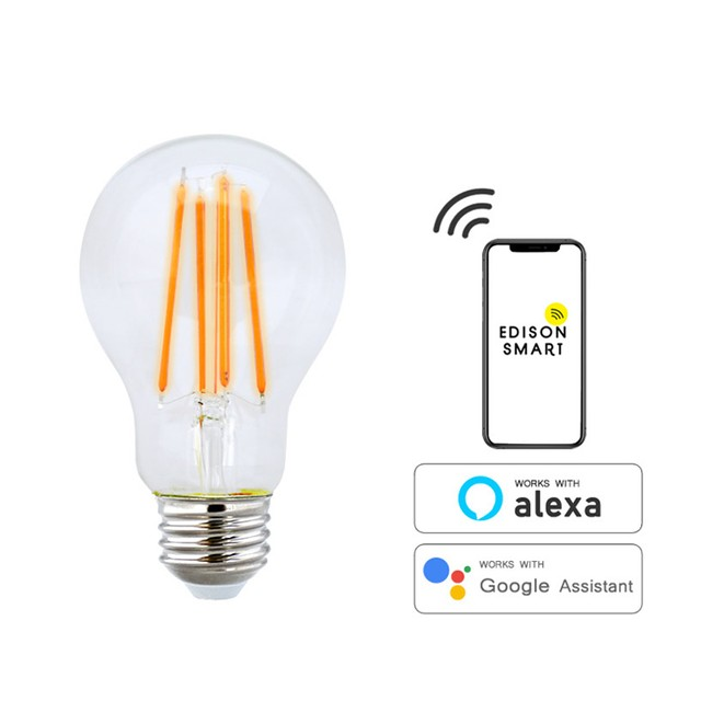 エジソンスマート スポットライト(Wi-Fi照明)