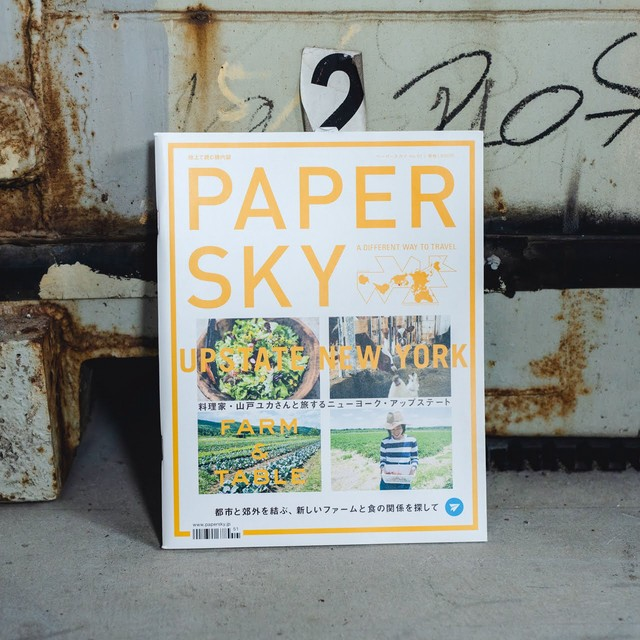 Papersky Magazines 51 - NEW YORK