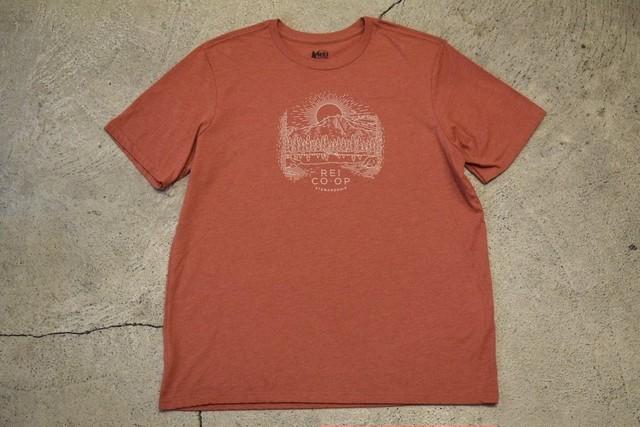新品 REI T-shirt -Large 0928