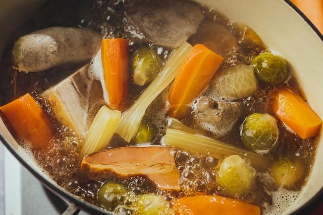 【フランス風鍋料理】ポトフ(2人前) 一度で二度おいしいファンタジック・フレンチ