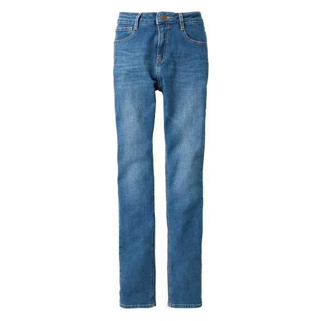 デニムスリムストレート L76 (Aブルー) 4994000