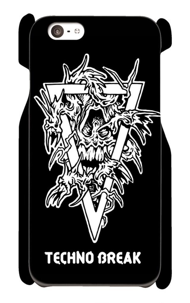 TECHNO BREAK【Anti  Triangle Nose】iphone 6 Case