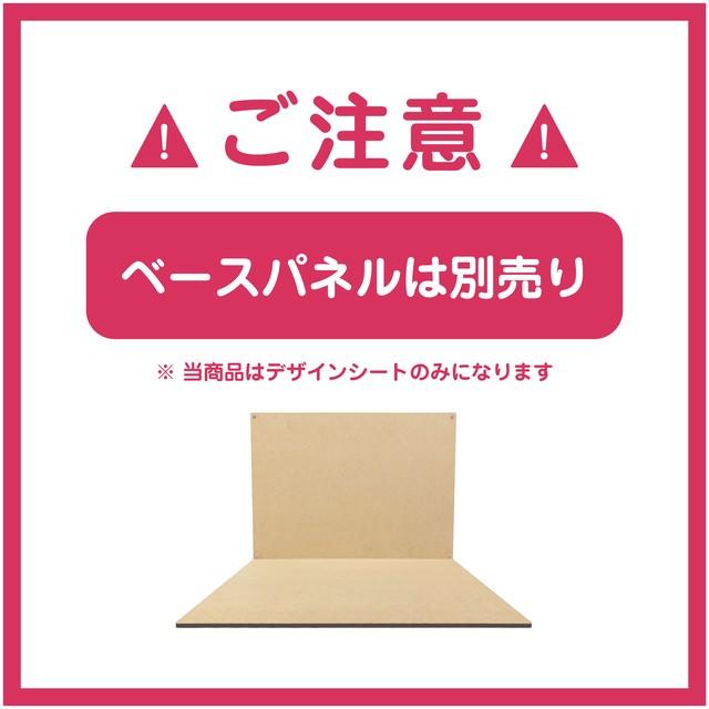 Ca_市松模様(ゴールド)