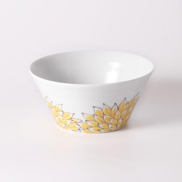 花小鉢 ダリア 黄