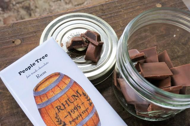 フェアトレード・チョコレート / ラム