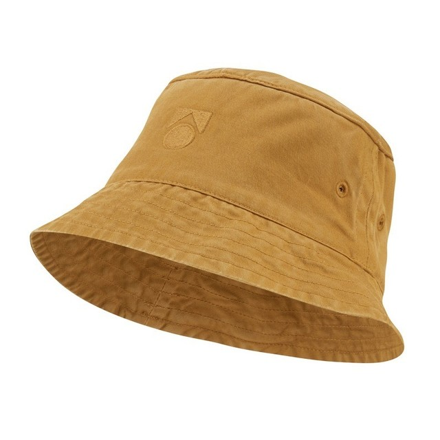 《main story 2021SS》Washed Bucket Hat / Cinnamon