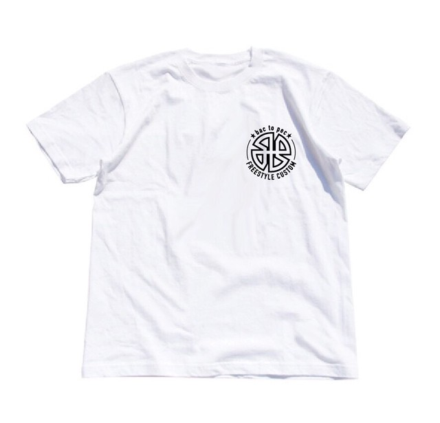 FREESTYLE CUSTOM Tee (White)