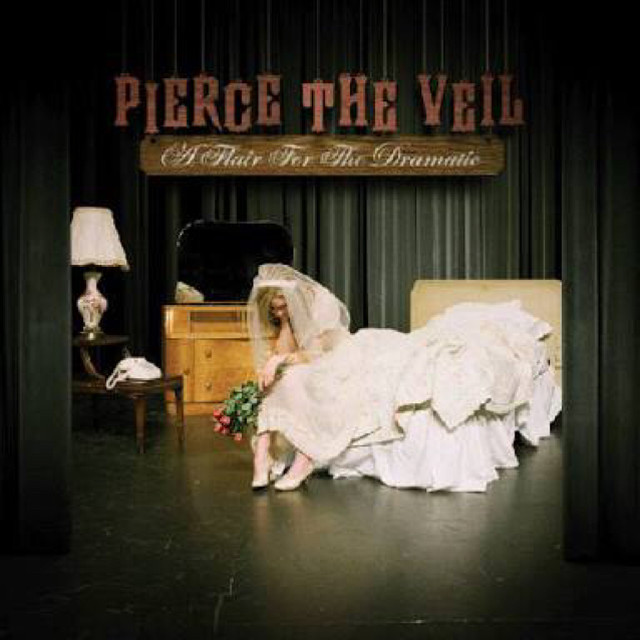 【USED】Pierce The Veil / A Flair For The Dramatic