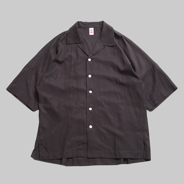 CC HALF SLEEVE CHILL SHIRTS-BLACK
