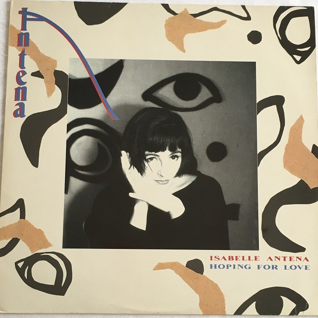 【LP・ベルギー盤】Isabelle Antena / Hoping For Love