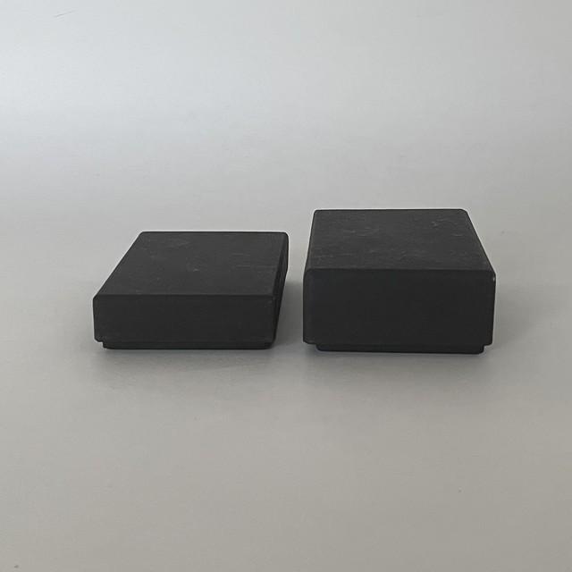 ハタノワタル  名刺サイズ (深)  紙箱 (黒)