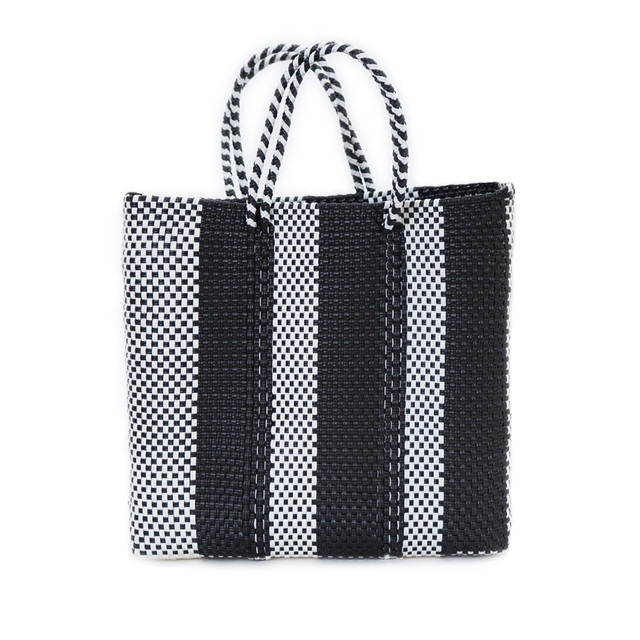 MERCADO BAG DEEP LINE - BW(M)