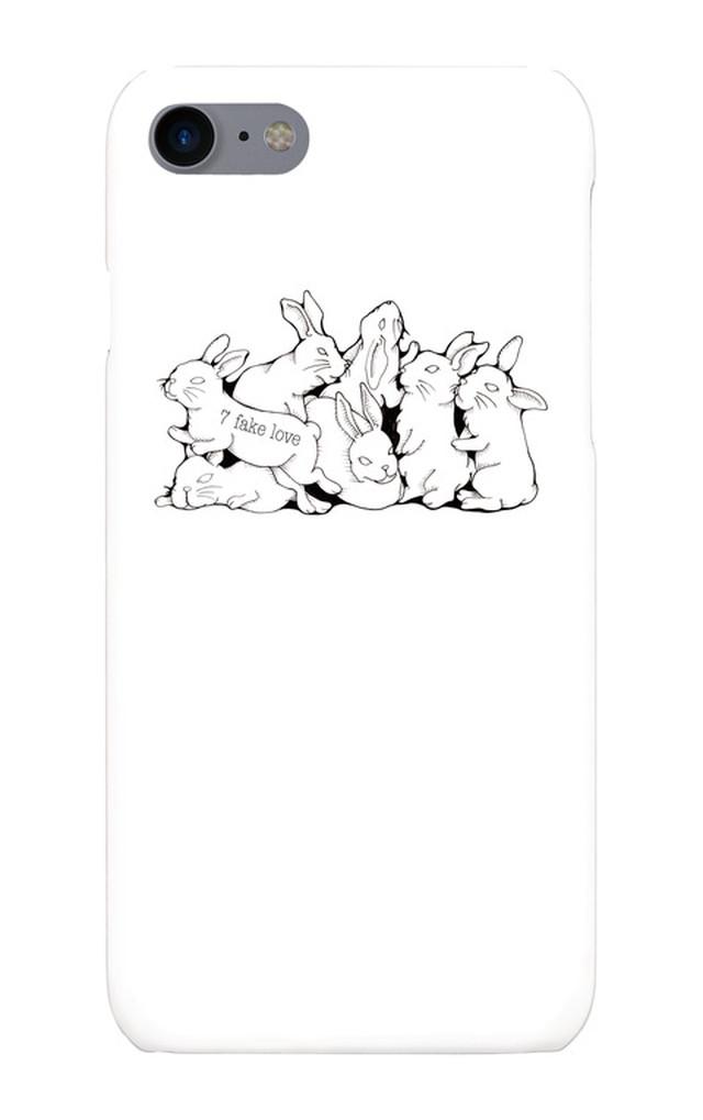 7 fake love スマホカバー(iphone7/8)