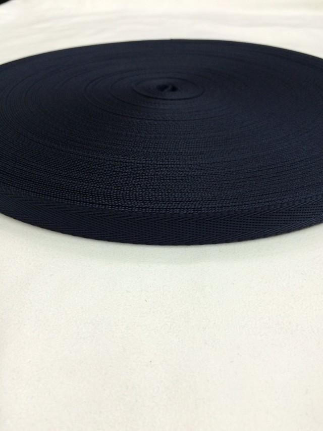 ナイロンシート織 15mm幅 1.3mm厚 カラー(黒以外) 1反(50m)
