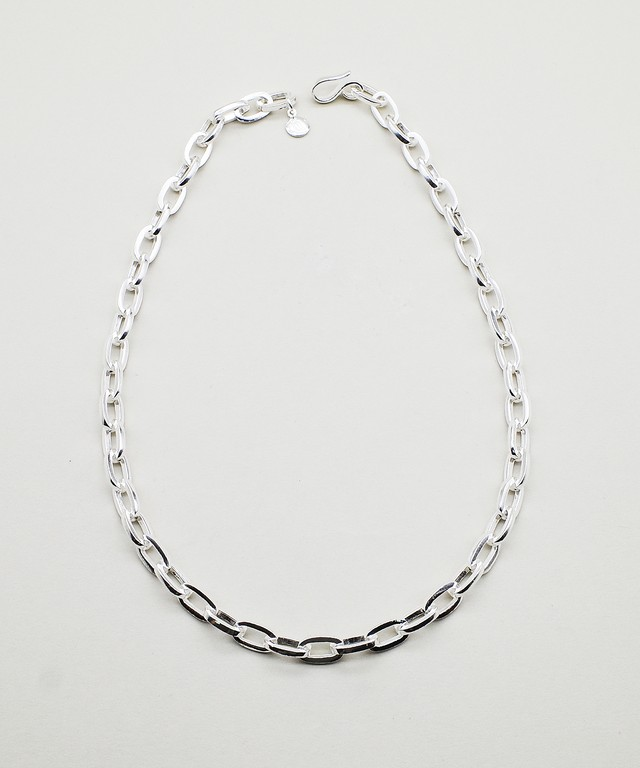 【blanc iris/ ブランイリス】B chain collection Sterling Silver Necklace / ネックレス