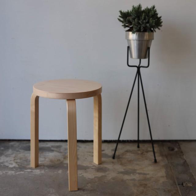 artek stool 60 barch