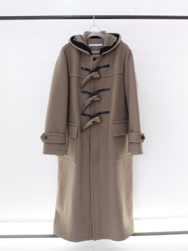 Used 18A/W JOHNLAWRENCESULLIVAN toggle duffle coat