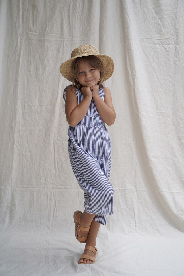 House of Paloma / Matilde Overall St Tropez Stripe