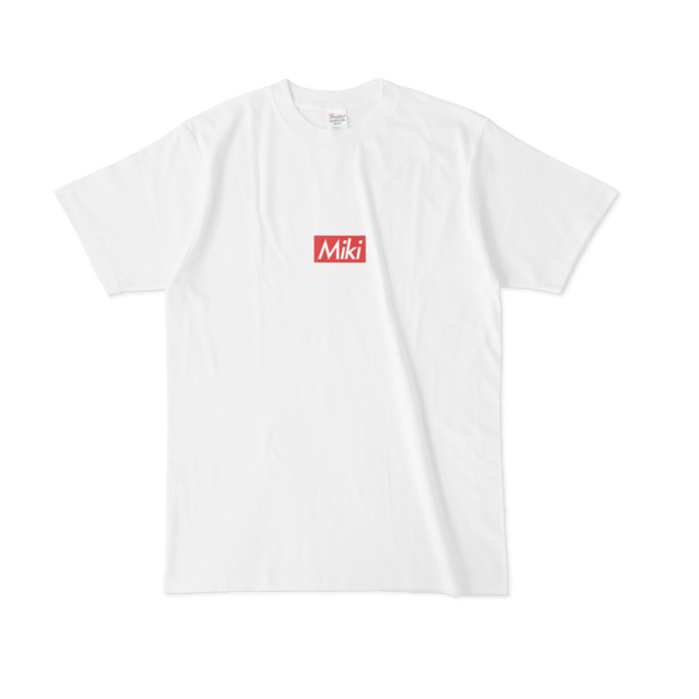 Miki Tシャツ