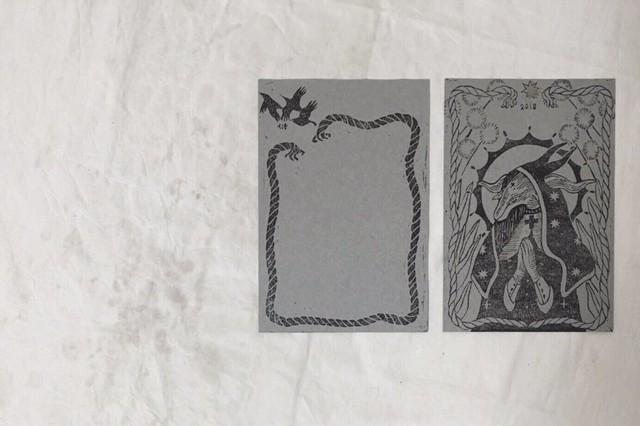 Sagual Lappetesk / ポストカード