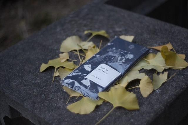 Enkeli / Angel 手ぬぐい 紺x シルバー天使 限定品