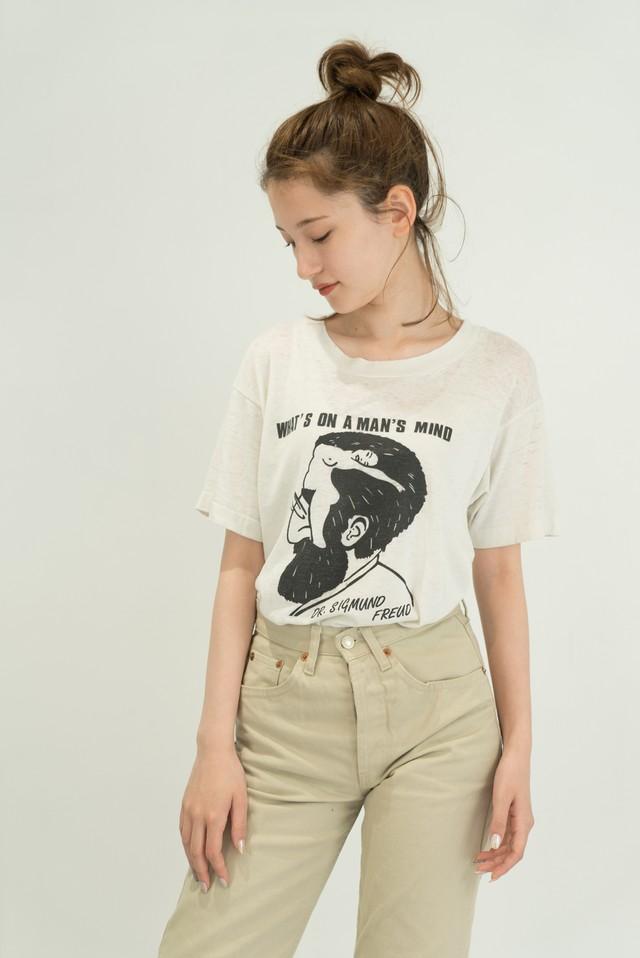 ◼︎80s WHAT'S ON A MAN'S MIND T-shirts from U.S.A.◼︎