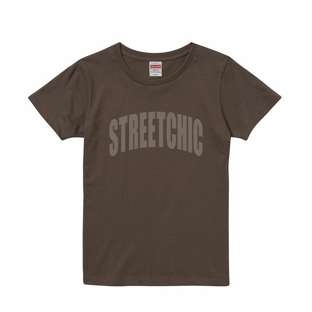Impress T-shirt[CHARCOAL]StreetChic