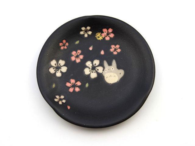 トトロ美濃焼 中皿
