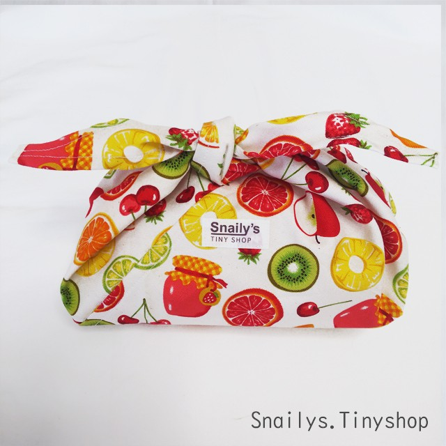 脳を育てるあづま袋 ビタミンフルーツ