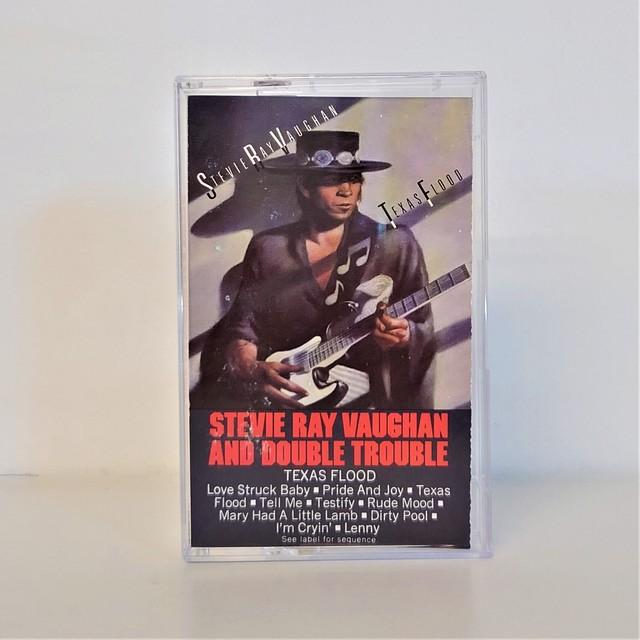 [中古カセット]  Stevie Ray Vaughan And Double Trouble – Texas Flood