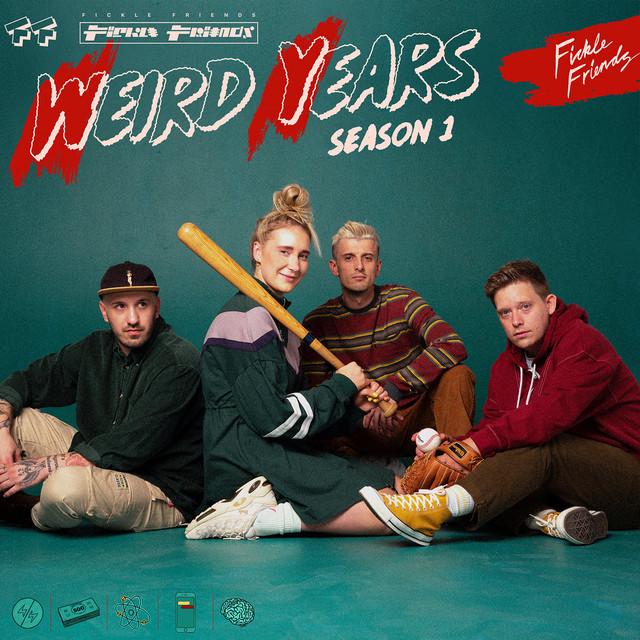 Fickle Friends / Weird Years(Season 1)(Ltd 12inch EP)