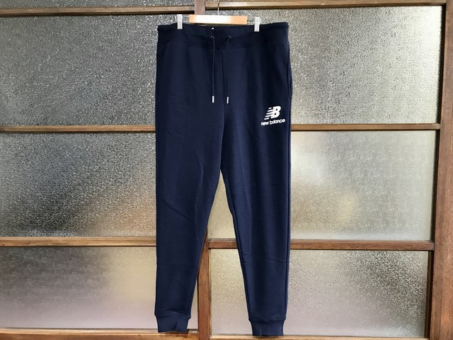 NEW BALANCE SWEAT PANTS (NAVY)