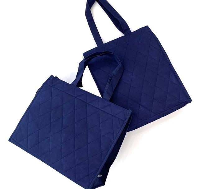 キルティング(不織布)バッグ [ 横型・縦型 ] 770円