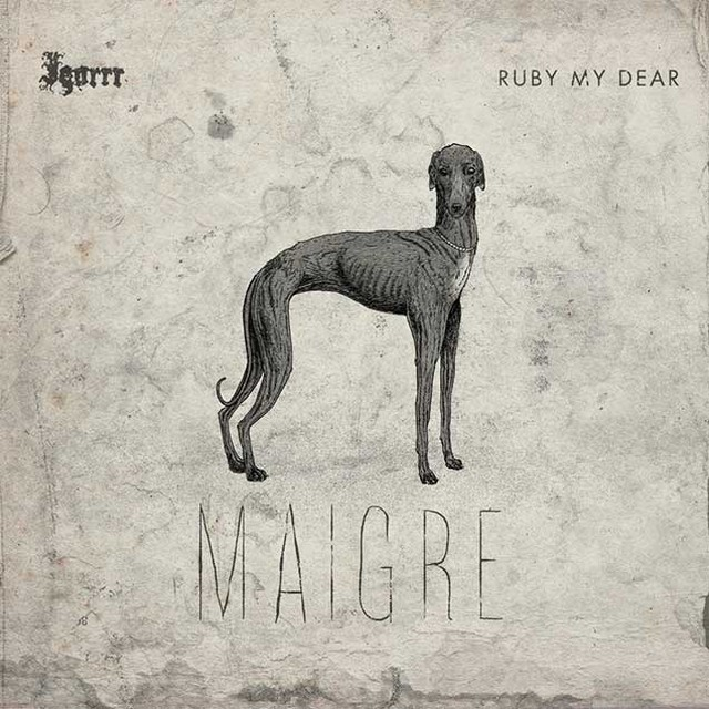 Igorrr & Ruby My Dear - Maigre.  CD - メイン画像