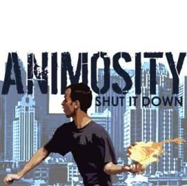 【USED】ANIMOSITY / SHUT IT DOWN