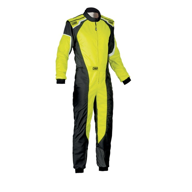 KK01727178 KS-3 Suit  (Fluo Yellow / Black) 2019 MODEL