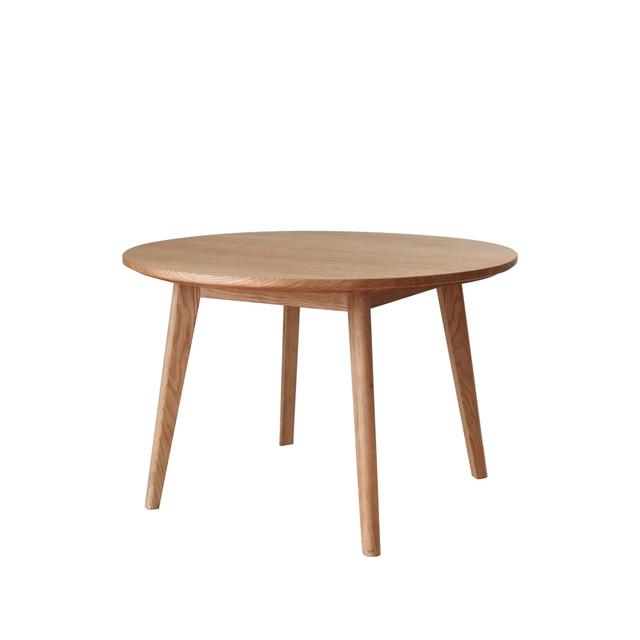 リビングテーブル 丸  / ナラ
