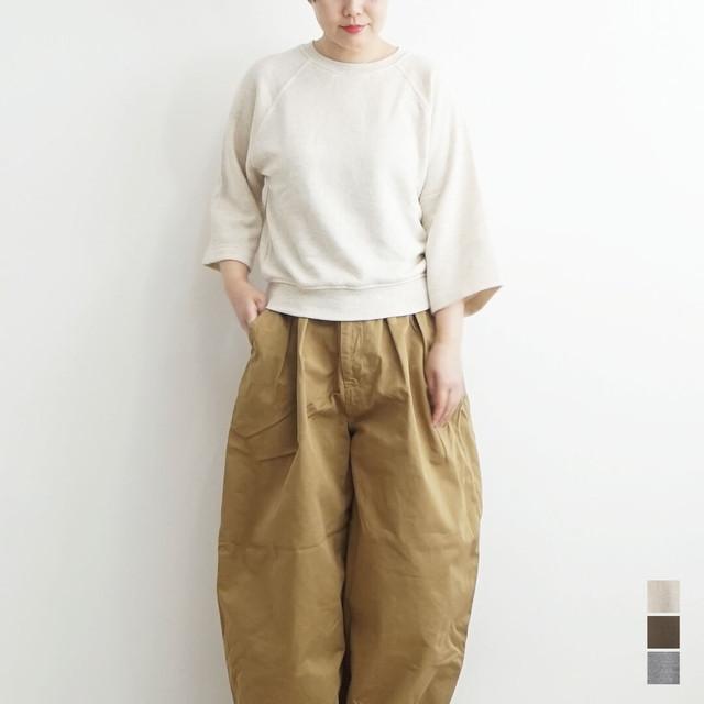 ichi イチ 裏毛プルオーバー (品番191251)