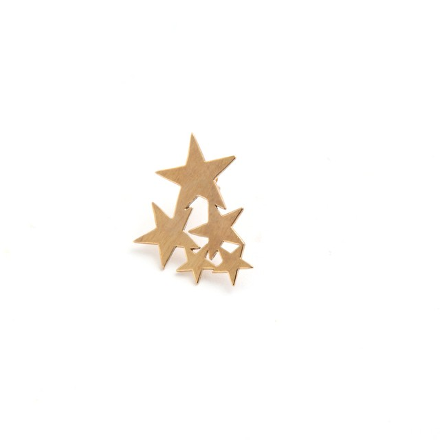 talkative/milky way FIVE STAR Pierce