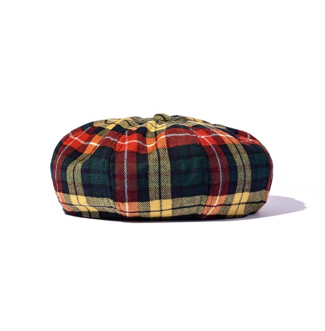 JUST NOISE x Yakanay Collaborated Beret - BUCHANAN