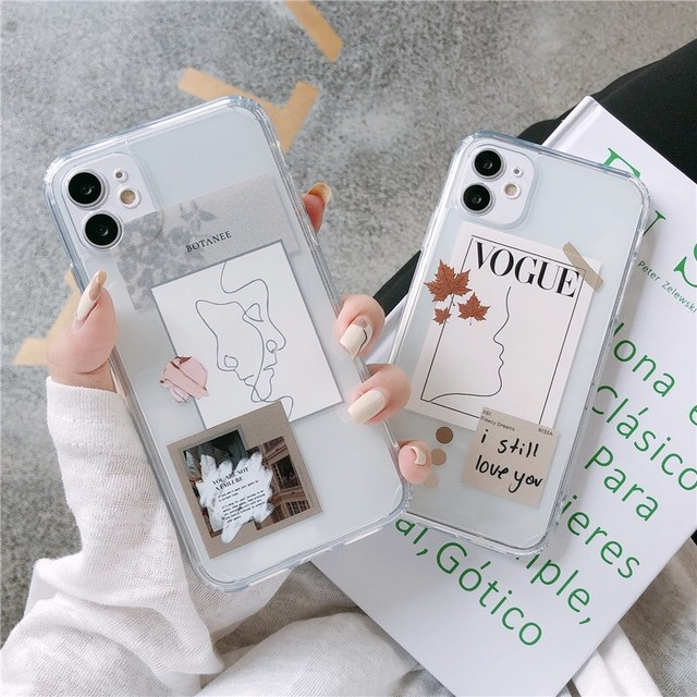 art print iPhone case 2type