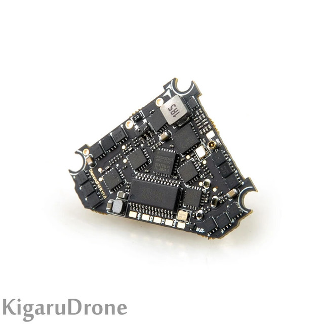 【玄人向け】Happymodel DiamondF4 AIO 5-IN-1 Flight controller built-in VTX ESC OSD Receiver with Frsky Receiver For Moblite 6/7 ESC/VTX/レシーバー内蔵フライトコントローラー