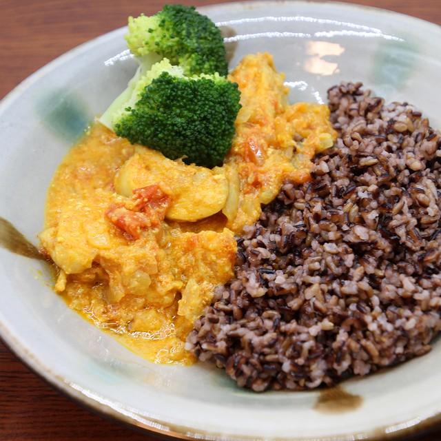 つくば生まれのおいしい黒米「美食同玄米」高圧加工玄米ごはん 12個セット
