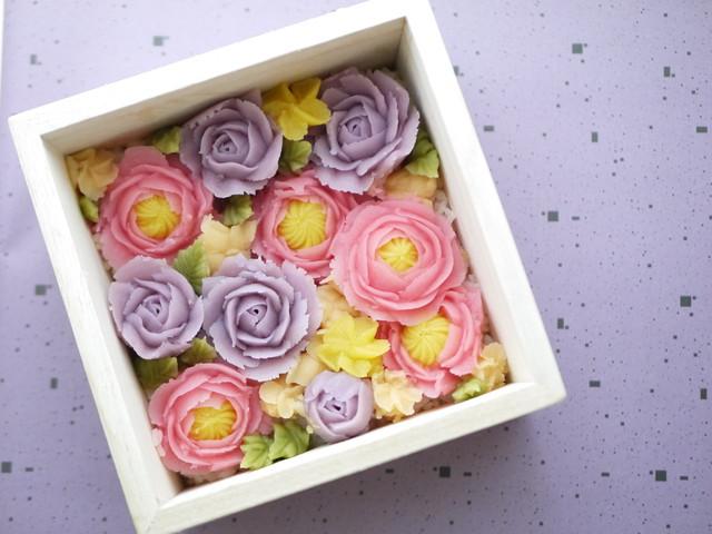 和なはの『あんこのお花』おはぎボックス