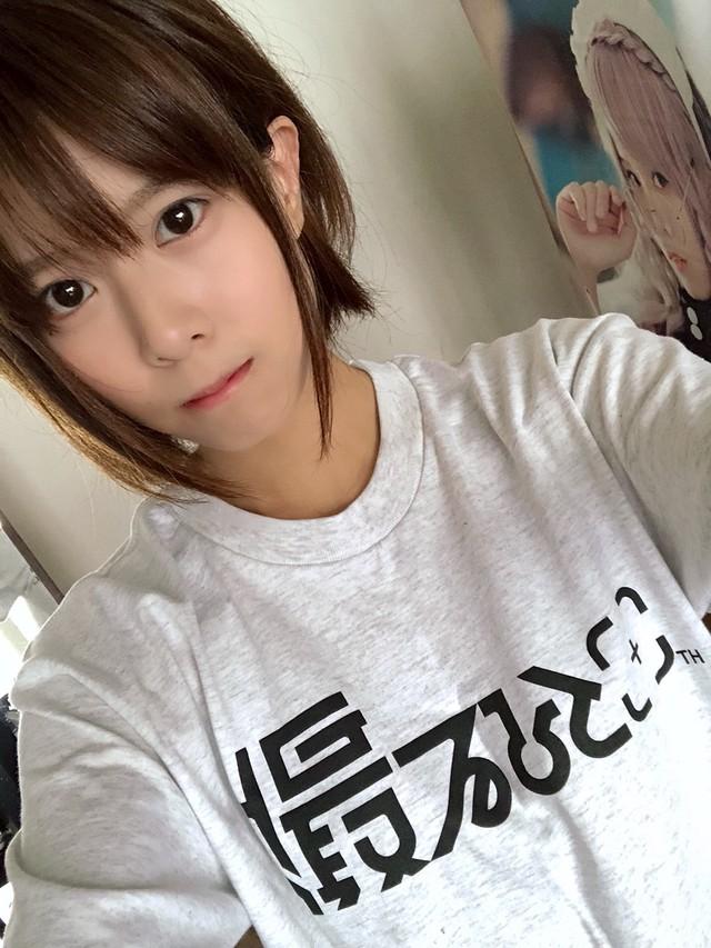 撮られるひとTシャツ(New ver.)